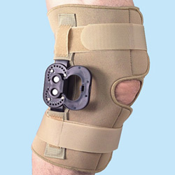rom knee support