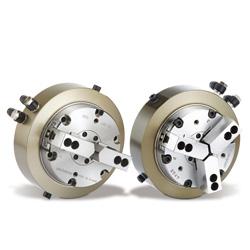 rotary air chuck fixtures