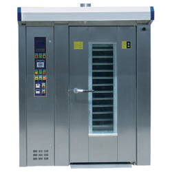 rotary rack oven and bakery equipment