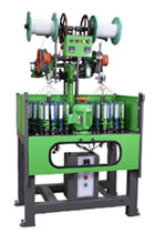 round braiding machines