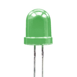 round green leds
