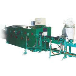 round pipe polishing machine