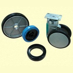 rubber products for medical instruments