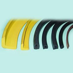rubber sponges