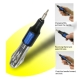 10 IN 1 AUTOLOADING PRECISION RATCHET SCREWDRIVER