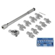 11 PCS TORQUE WRENCH AND SPANNER SET