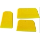 3 PCS PLASTIC SPREADER SET