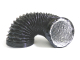 301BK (BLACK) ALUMINUM FLEXIBLE DUCTS