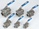 3PC-HIGH-PURITY-CLEAN-BALL-VALVET-CLAMP
