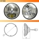 "7"" LED Head Light-Hi/Low Beam"