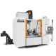 Cnc vertical wheel machining center