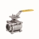 Steel Ball Valves image