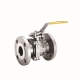 Full Port Two-piece Ball Valve Flange End