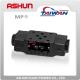 ASHUN MPA 31.5Mpa Yuken High Pressure Hydraulic Pilot Operated Check Valve