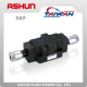 ASHUN Long Life Pilot Operated Restrictors Flow Control Hydraulic Valve