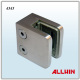 Stainless Steel Square Post Railing Clamp