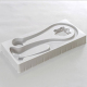 Stethoscope-tray