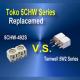 Toko Alternative Filter-5CHW Series