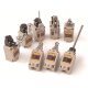 Dust-Proof Limit Switches