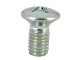 oval head screw