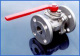 Two-piece Flanged Ball Valve