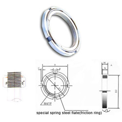 Safety Bearing Nuts