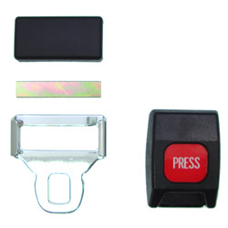safety belt buckles