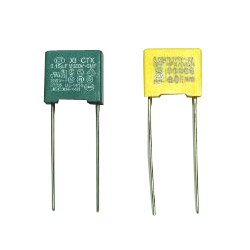 Interference Suppression Safety Capacitors