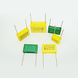 Safety Standard Recognized Capacitors (X1 And X2)