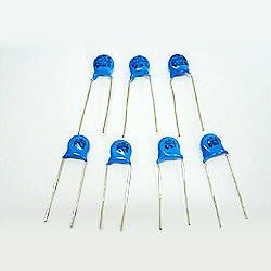 safety standard recognized capacitor