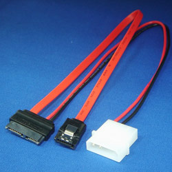 sata series connector