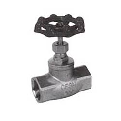 screwed end globe valve