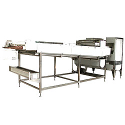seasoning conveyor