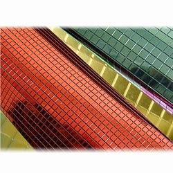 self adhesive lattice sheet