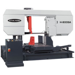 semi automatic band saws