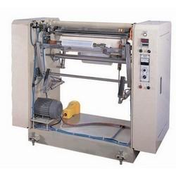 semi-automatic pe cling film rewinder machines