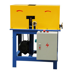 semiautomatic polishing machines
