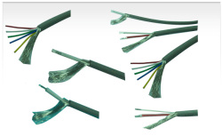 shielded wire connector cables