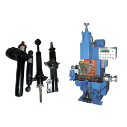 shock absorber mfg machinery