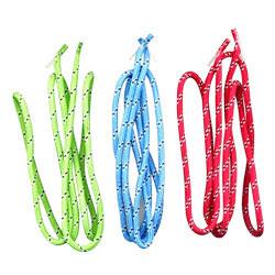 """1/8"""" metal free shoelace cord lanyard"""