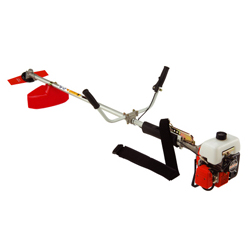 shoulder type brush cutter