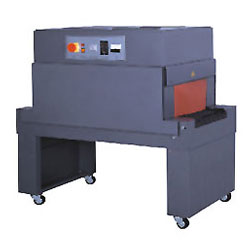shrink tunnels packaging machines