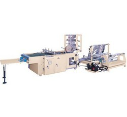 side and bottom sealing and cutting machines