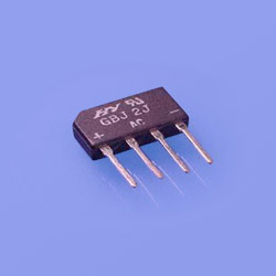 silicon passivated bridge rectifier