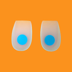 silicone heel cup