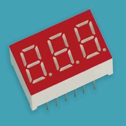 single digit displays