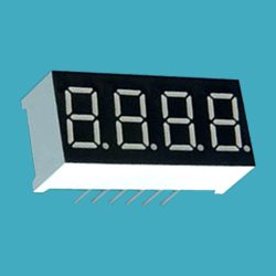 single digit led displays