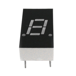 "0.30"" single digit numeric displays"