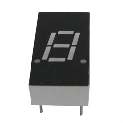"0.30"" single digit numeric displays"