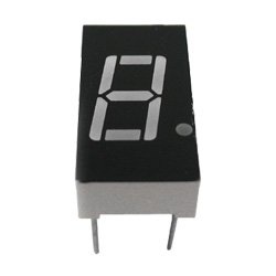 "0.40"" single digit numeric displays"